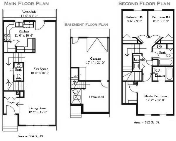 Multi family plans plp design and drafting calgary for Multi family plans