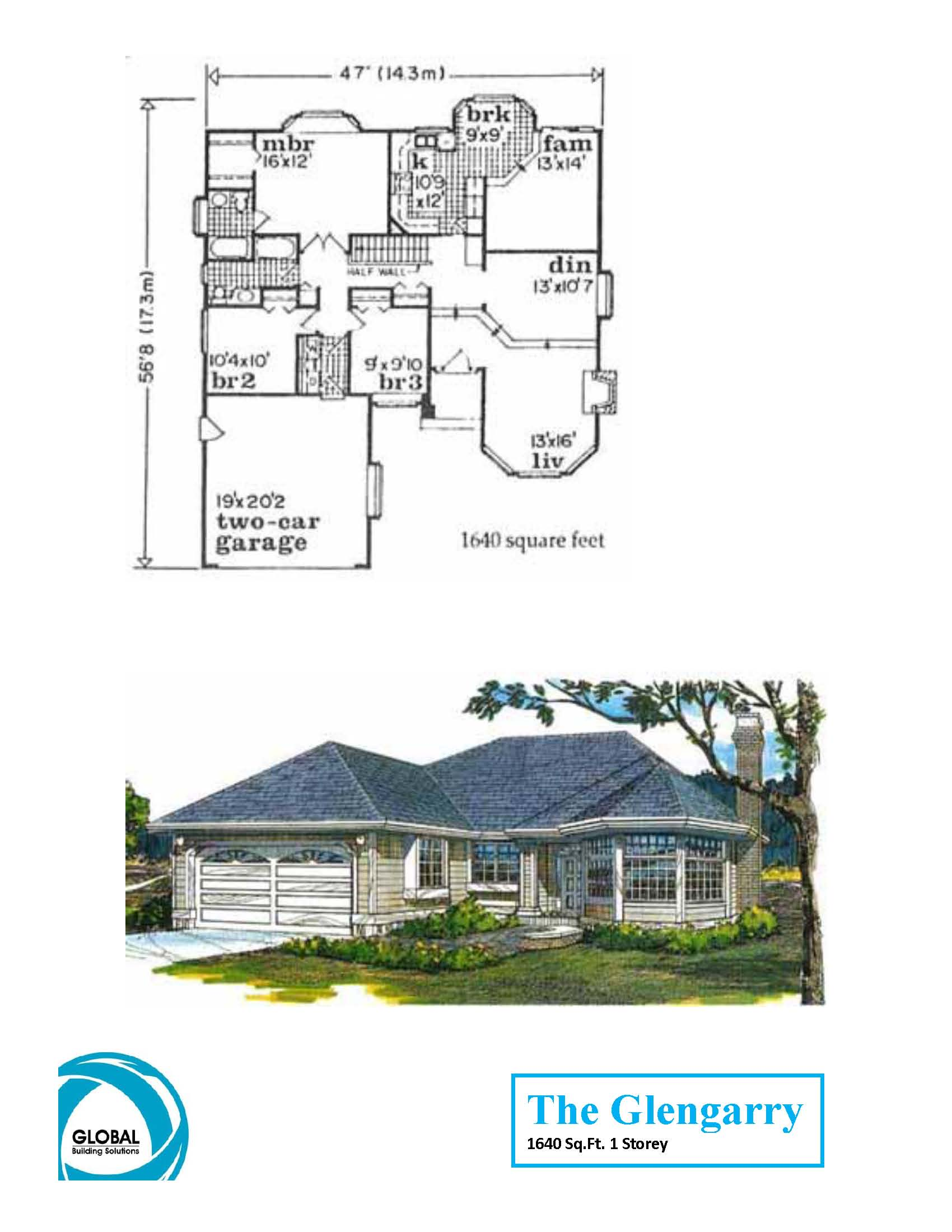 Custom Home Plans Plp Design And Drafting Calgary